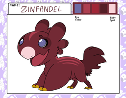 Zinfandel - Wyngling Approval by Nestly