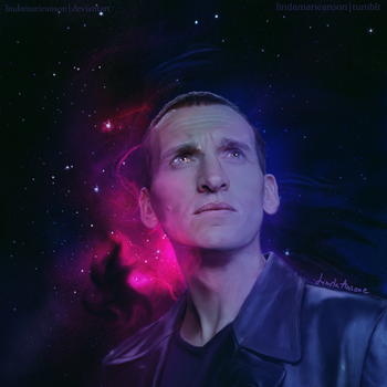 The 9th Doctor by LindaMarieAnson