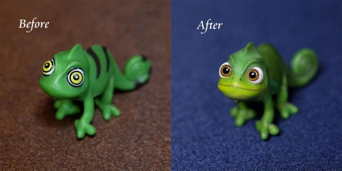 Pascal repainted figure by RYfactory