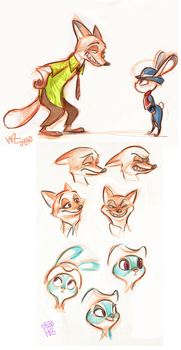 Zootopia by JHzzz
