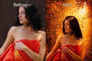 Before and After 60 by FP-Digital-Art