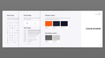 Preview of web styleguide by jozef89