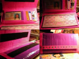 duct tape wallet by pyropixie