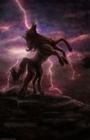 S is for Sleipnir by LadyInsomnia22