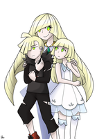Aether Family by DirroRonna97