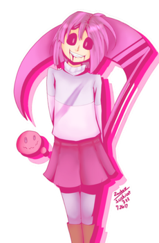 Betty. (collab with SushiCat333 from GTAmino) by Rarinette