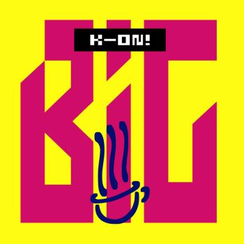 K-On! - Big Generator - CD (Yes) by The-H-Person