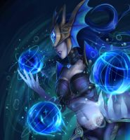 Syndra by HinaSapphire