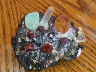 Mixed Mineral #5 by CherokeeGal1975