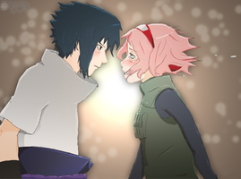 Letting Love Find a Way by Roxra