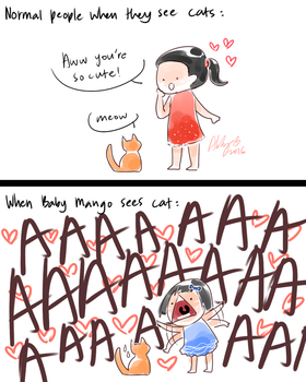 The Misadventures of Baby Mango 7 by Colours07