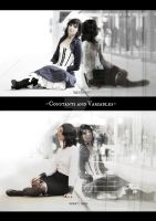 Bioshock Infinite: Constants and Variables by Makisai