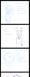 -Sketch4Panel- Eyebrows 2 by Nukude