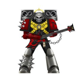 Metal Marines by torment6