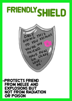 [P] - Friendly Shield by PixelPunch007