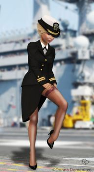 In the Navy! by donnaDomenitzo