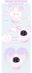 NOW W/ MAGIC FARTS :: Pandeer Species Guide by Sarilain