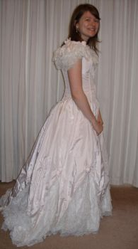 Me in Victorian Style Dress by MoneyHoney22