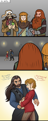 The Hobbit - An Unexpected Surprise by MidoriEyes