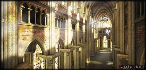 Gothic Cathedral_4 by Zorrodesign