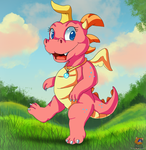 Lets all go to Dragonland by HG-The-Hamster
