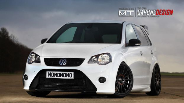 VW POLO 2DAYS Work Comp by CaponeDesign