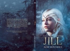 Book Cover - JILL by MirellaSantana