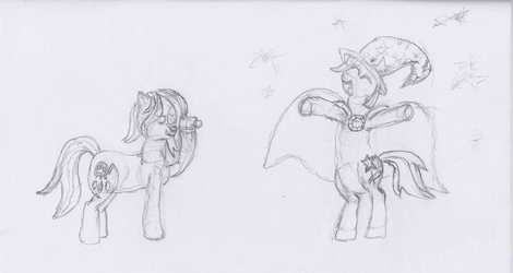 Trixie Being Tricked ATG Day 26 by Starlight-Flux