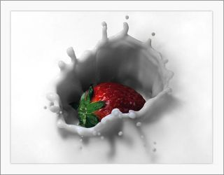Strawberry by Hassan9