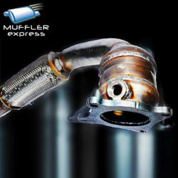 A One-Stop Destination for Catalytic Converter by mufflerexpress