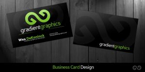 New Business Card Design by hellfire109