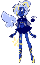 lazy lapis CLOSED by electribee