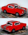Ford Mustang 3D Car by Verusca