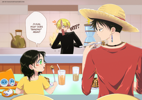 Uncle Luffy, What Does 'Banging' Mean by FanasY