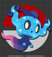 708 Cosmic Phantump
