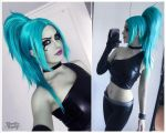 Ember - Danny Phantom by Kinpatsu-Cosplay
