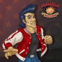 Kondo Kazuzi, Rockabilly Beatdown by SuperEdco