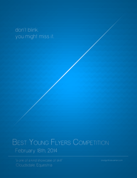 Best Young Flyers 2014 Poster by BTedge116