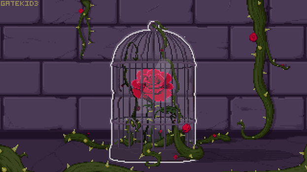 Cage of Thorns by gatekid3