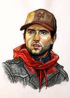 WD_Aiden Pearce by JGBishop24