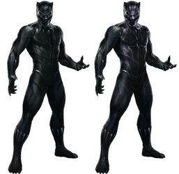 Black Panther Avengers  Infinity War PNG by Gasa979