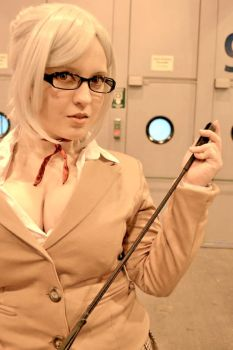 Our school, our rules  - Prison School by NamiWalker