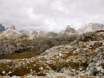 the mountain days XVIII by Bodhisattvacary