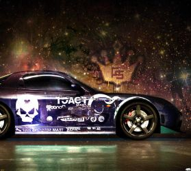 Need For Speed wallpaper by Grafilabs