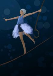 Tightrope by warrior-princess46