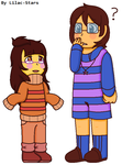 Siblings (Charisk Children) by Lilac-Stars