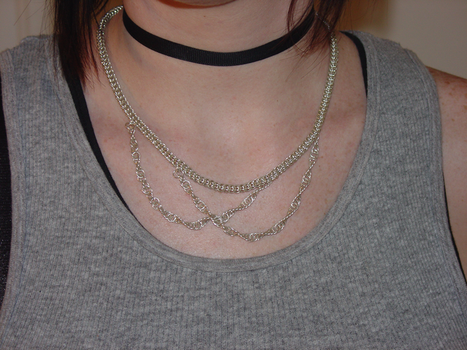 Full Persian in Silver by zikes