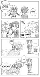 [HSV] Illusionists Comic #2 by mandarain-a