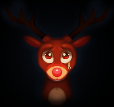 Rudolph by SuperLeon