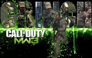 MW3 Grinch by Coley-sXe